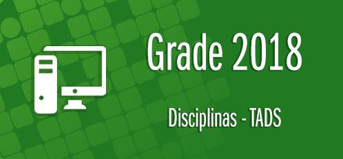 Disciplinas - nova grade